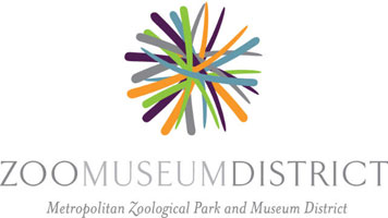 Zoo-Museum District Logo