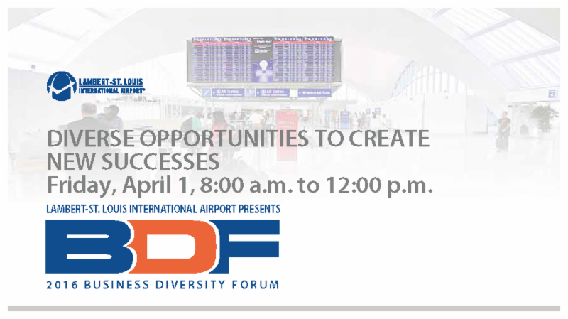 Business Diversity Forum Flyer icon