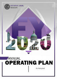 FY20 Annual Operating Plan cover