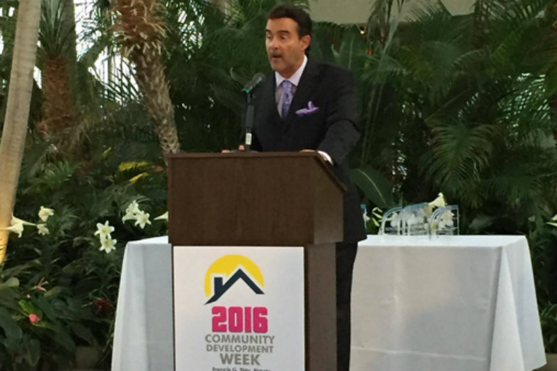 CDA Frank Cusumano, MC of 2016 Awards Ceremony