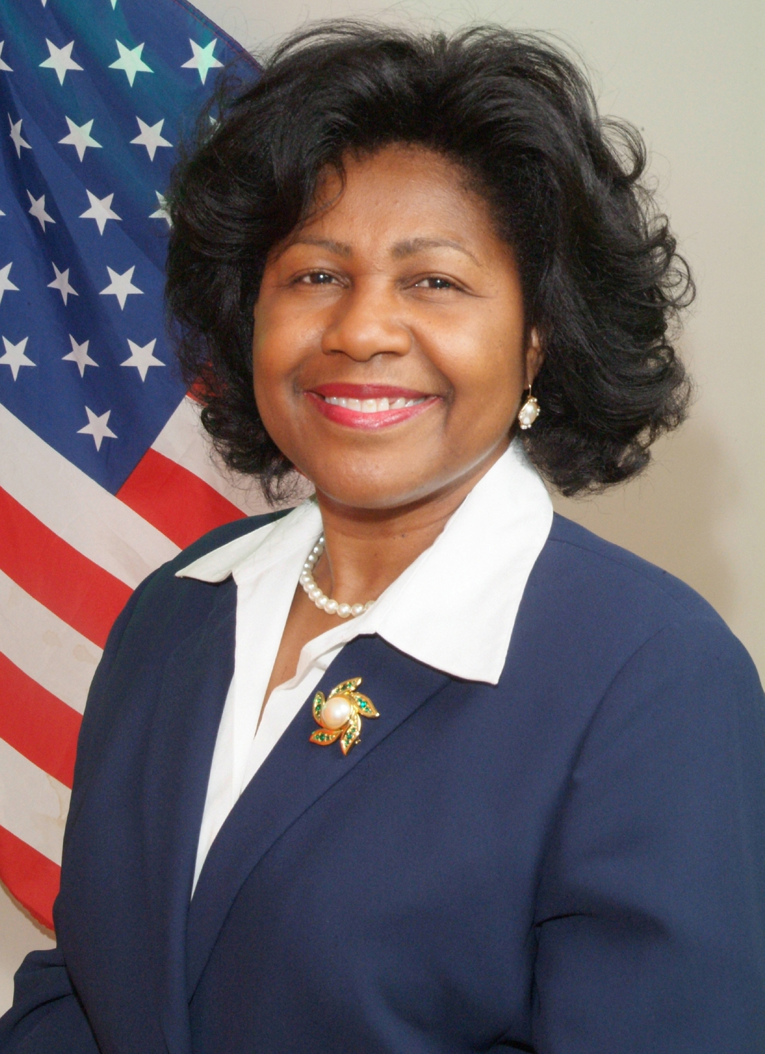 Comptroller Darlene Green