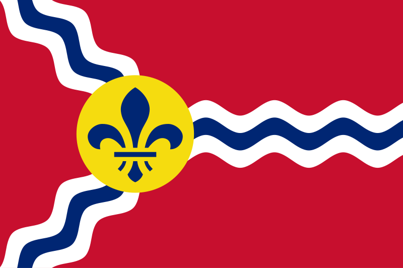 Flag of the City of St. Louis