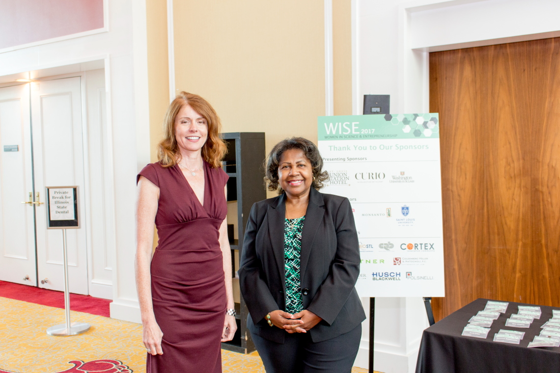 Photo from the 2017 Women In Science and Entrepreneurship Conference
