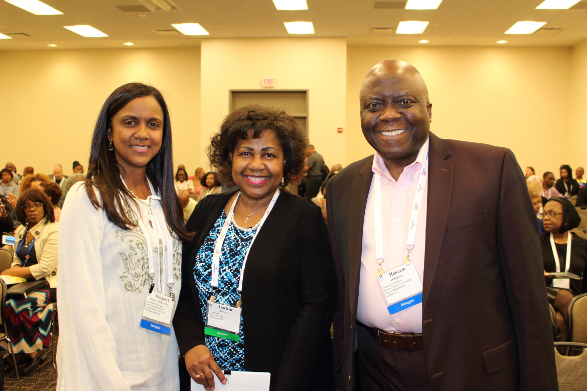 Photos from the 2018 Government Finance Officers' Association conference, held in St. Louis.