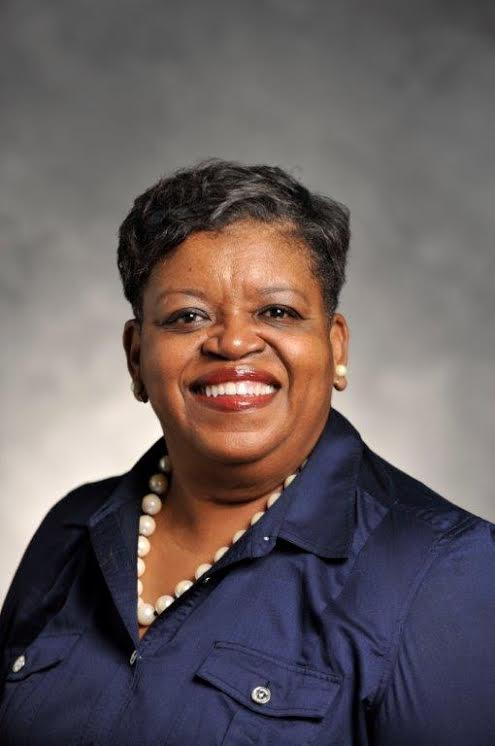 Photograph of Dr. Theresa Mayberry