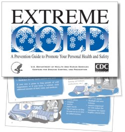 Extreme Cold Weather Guide Cover