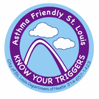 Asthma Friendly St. Louis Logo Smaller version