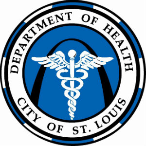 City of St. Louis Department of Health Logo