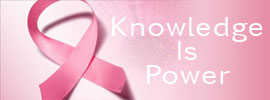 Breast-Cancer---Knowledge-is-power