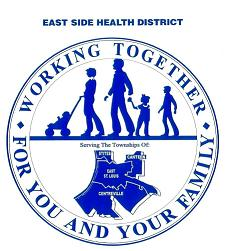 logo for East Side Health District