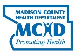 logo for Madison County Health Department