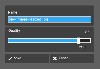 how to change pxl on pixlr