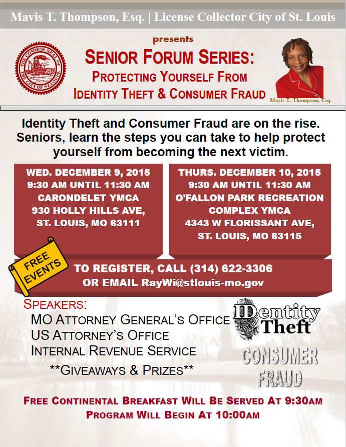 Identity Theft Consumer Fraud