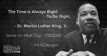 Rev Dr Martin Luther King Jr Freedom Celebration
