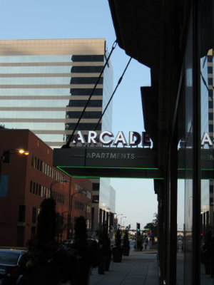The Arcade Building - Downtown St. Louis