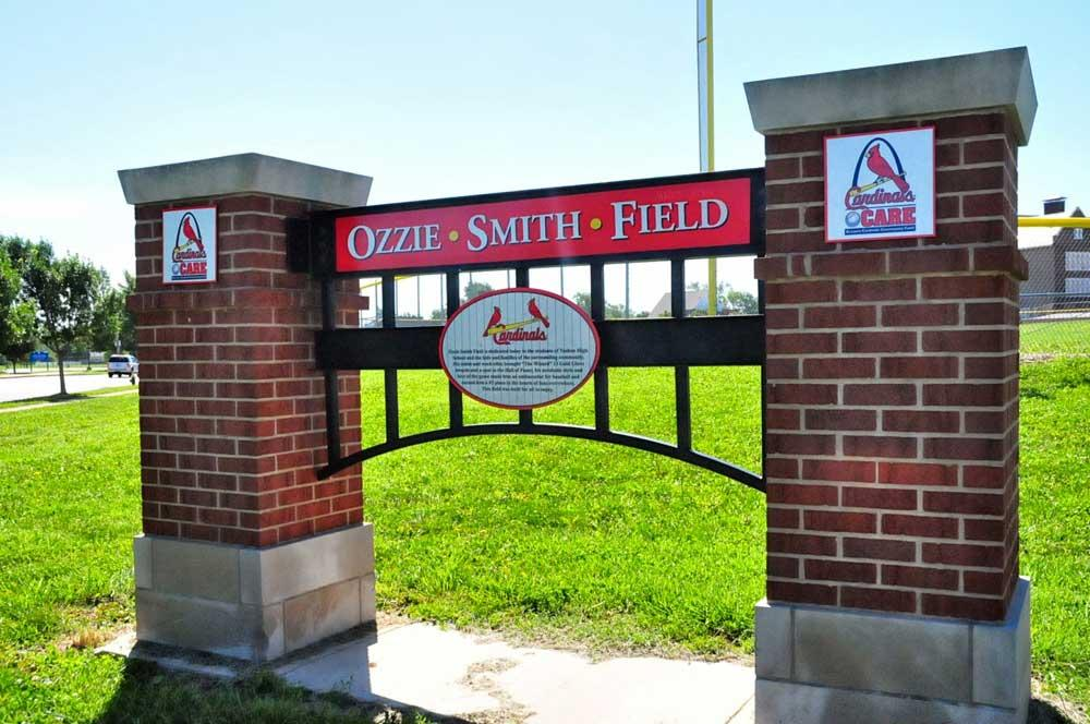 Ozzie Smith Field
