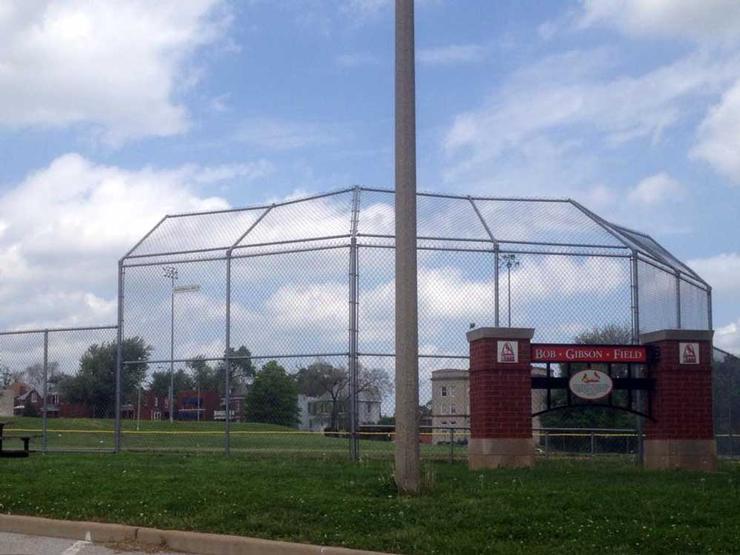 Sherman Park City Of St Louis Parks