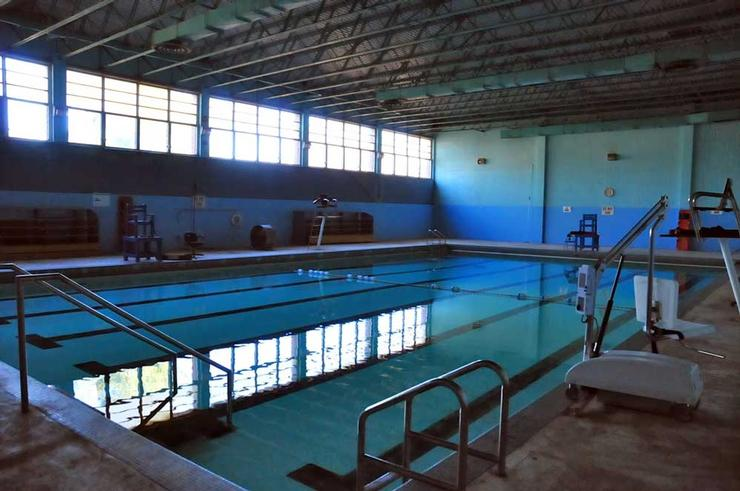 Recreation Centers Ray Leisure Park Amenities City Of St Louis Parks
