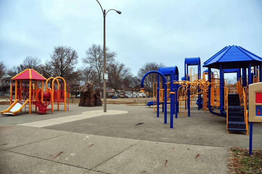 Minnie Wood Playground