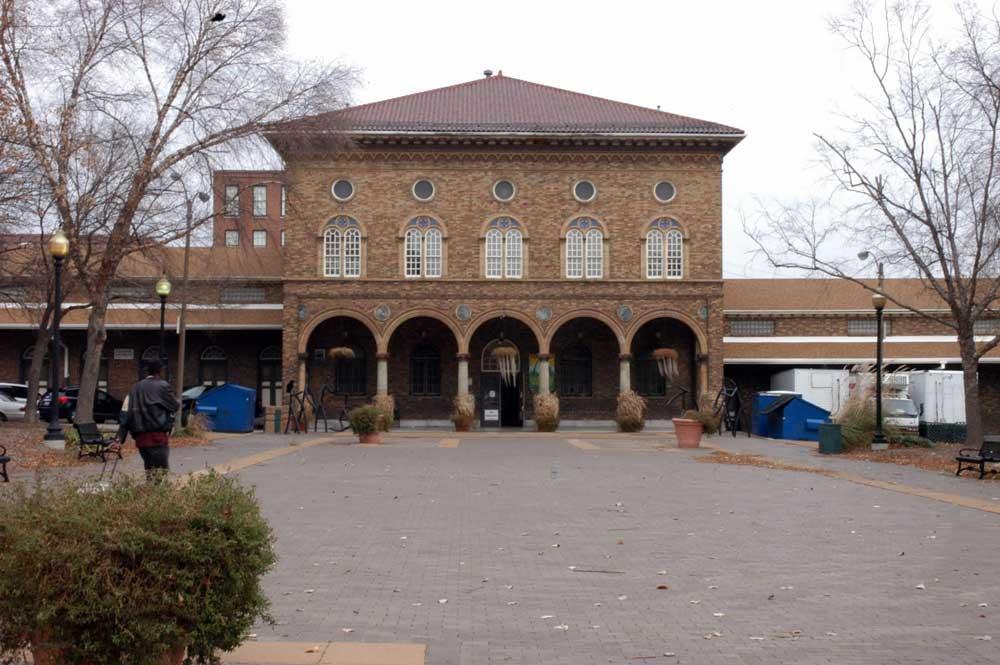 Soulard Market Park City Of St Louis Parks