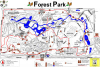 Forest Park Map Thumbnail