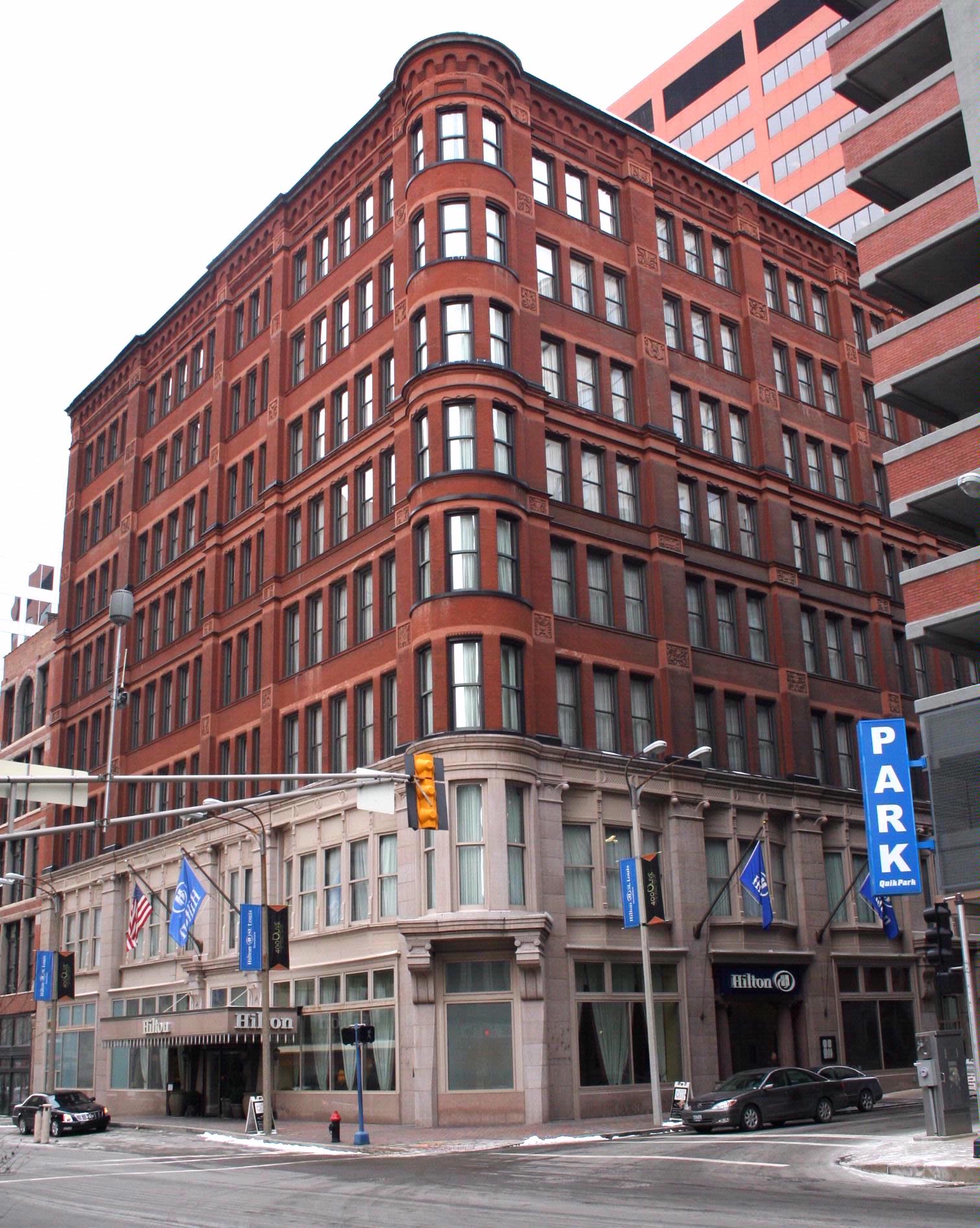Merchants Laclede Building