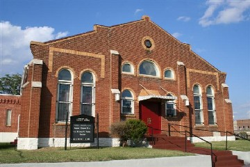 Compton Hill Missionary Baptist Church