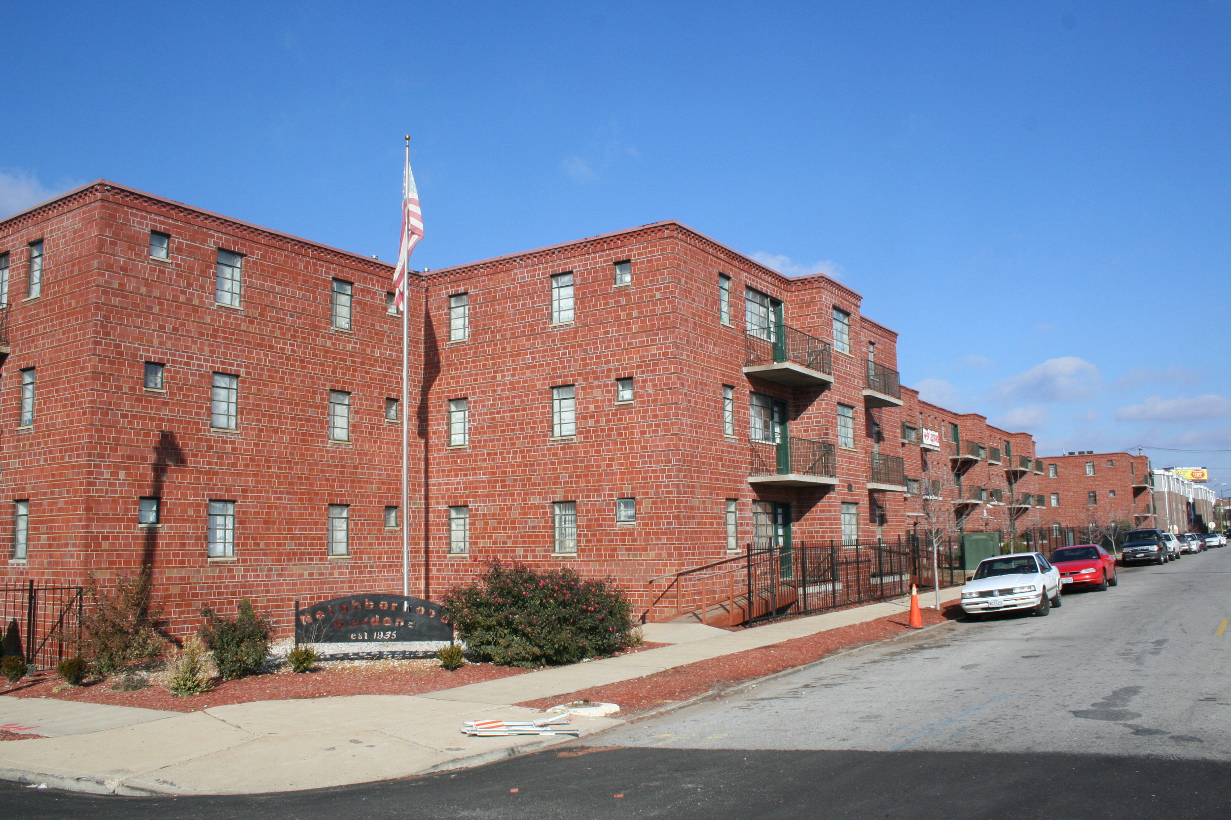 Cathedral Gardens Apartments