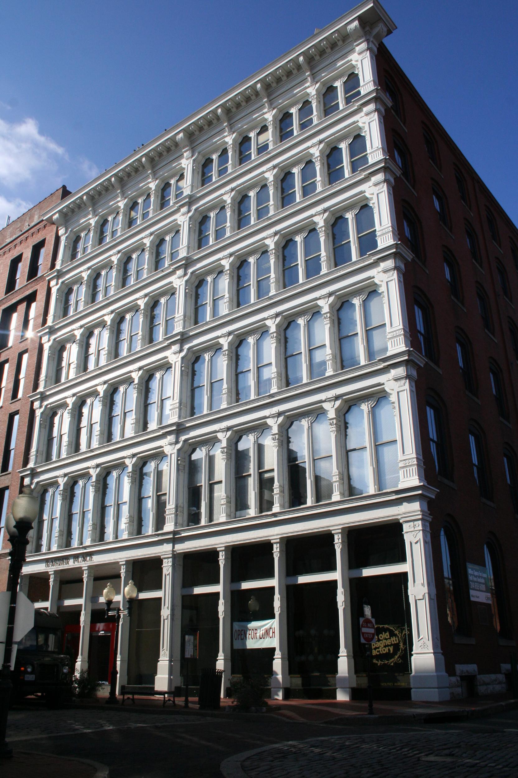 St Louis City Building Permit Department
