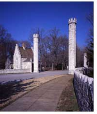 Tower Grove Park - Kingshighway Entrance