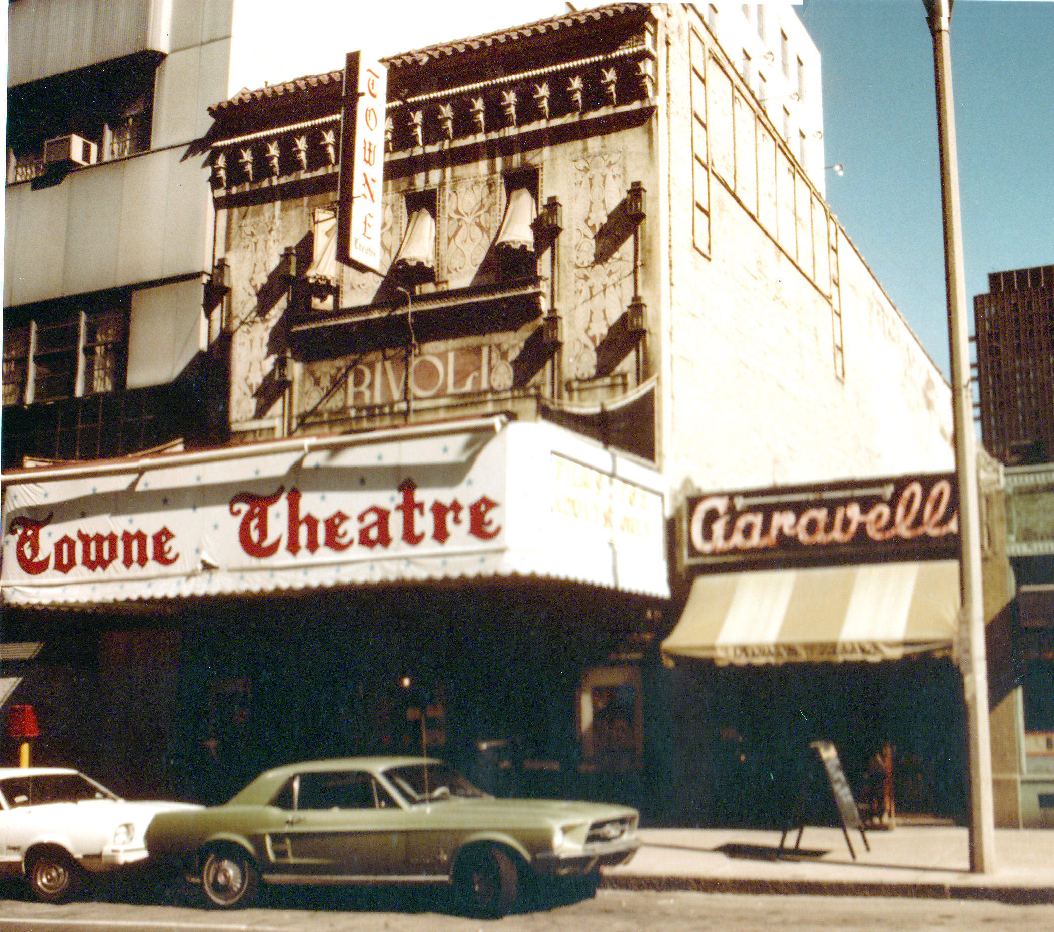 Towne Theater 2