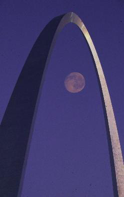 The Arch, National Historic Landmark 1987