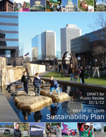 Sustainability Plan Draft Cover Page