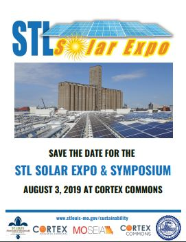 STL Solar Expo & Symposium Save the Date