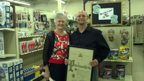 Mayor Slay Recognizes Four 100 Year Old Soulard Businesses