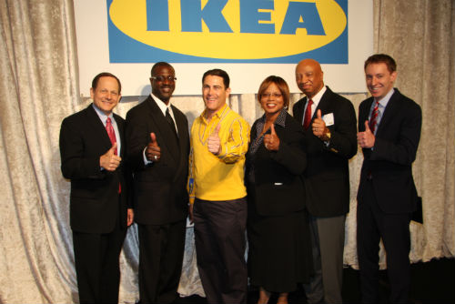 Ikea groundbreaking Ikea security jobs