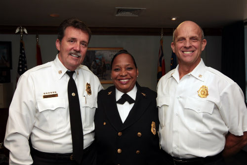 Valerie Porter promoted to EMS Chief