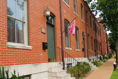 Homes in Soulard