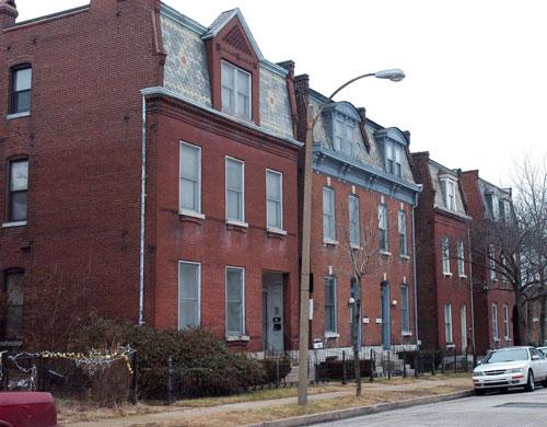 Old North St Louis Neighborhood Gallery