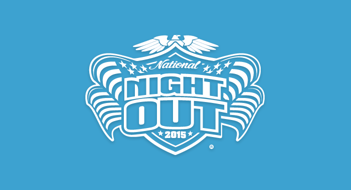 2015 National Night Out Branding