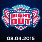 2015 National Night Out logo