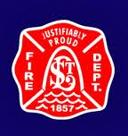 St. Louis Fire Dept.  logo