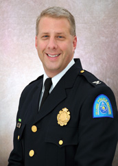 Police Chief Sam Dotson