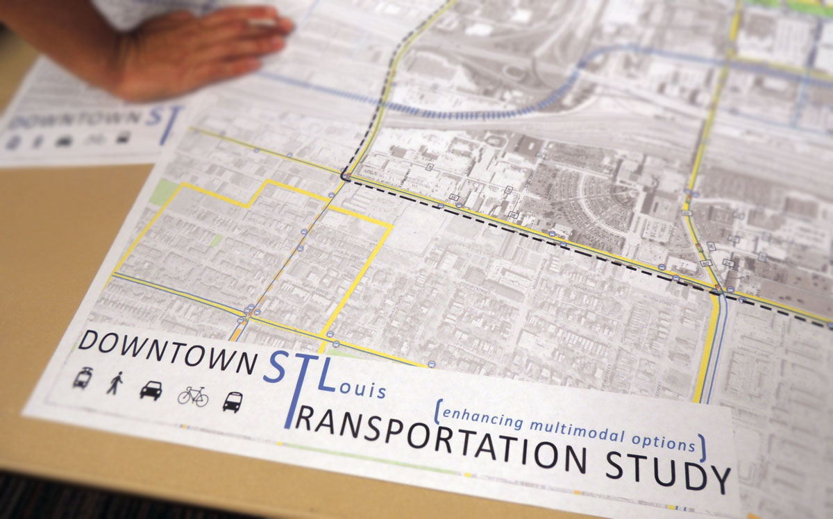 Downtown Multimodal Transportation Study 2017