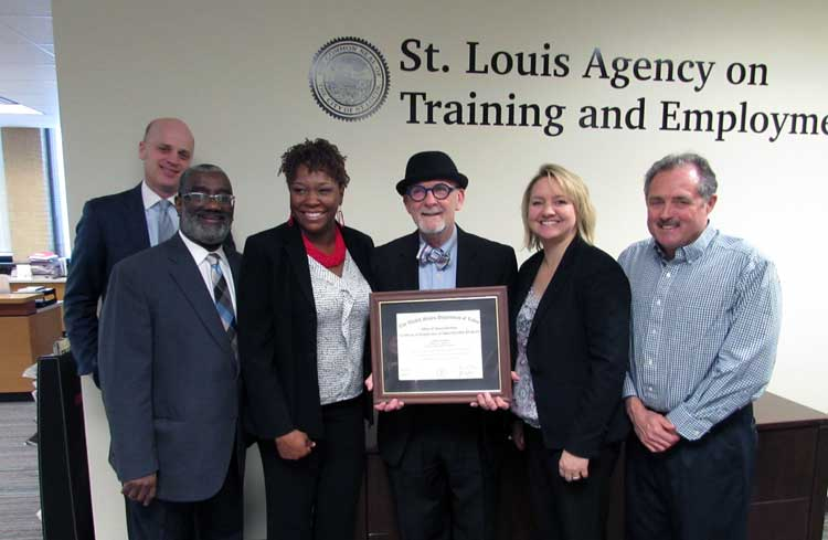LUME Institute Receives Apprenticeship Certificate