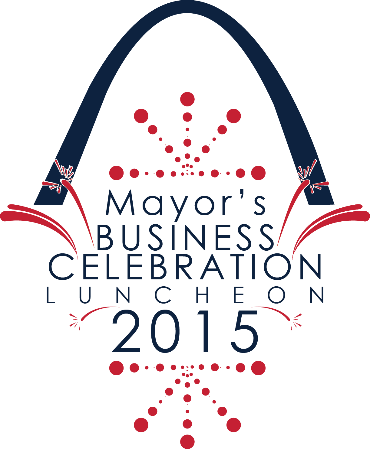 Mayor's Business Luncheon logo for 2015