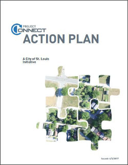 Project Connect Action Plan Cover page