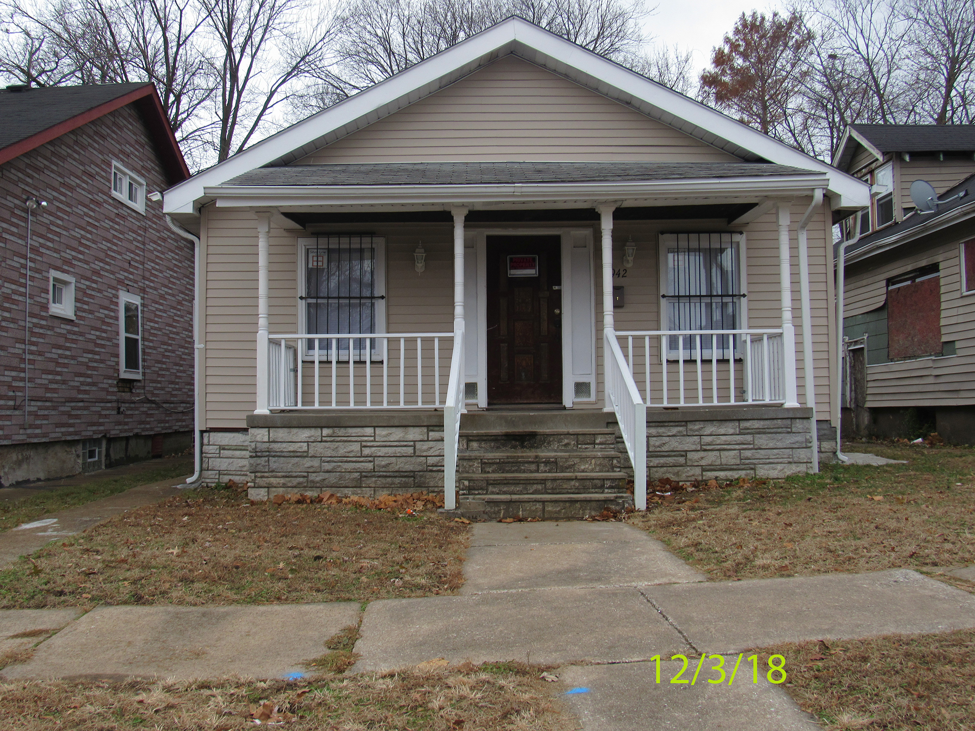 5942 Harney ave - After LRA