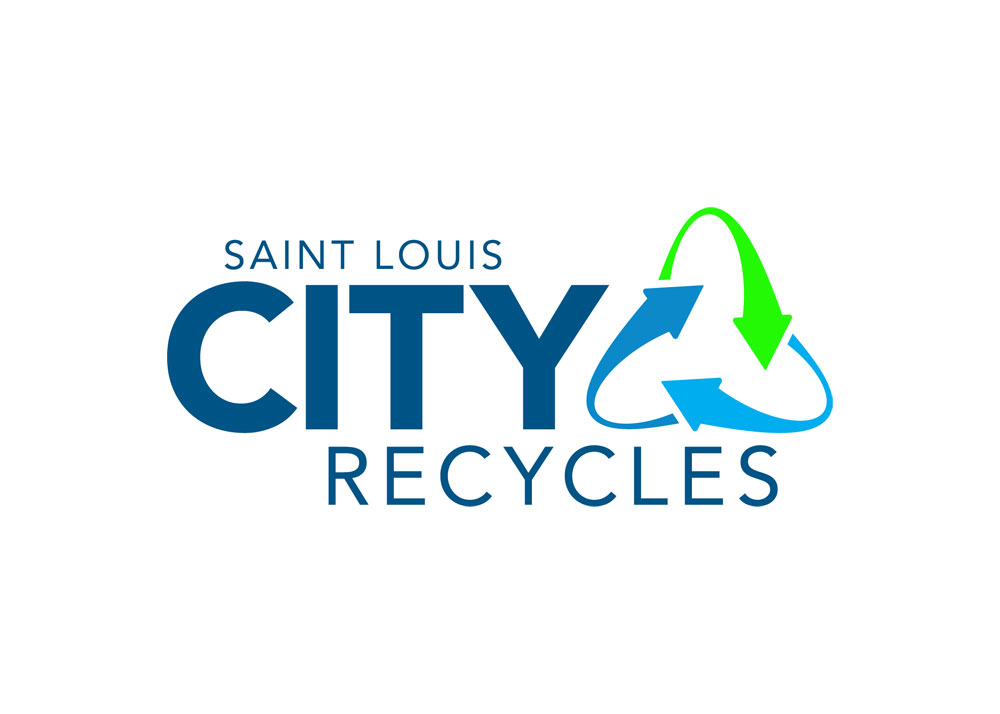 St. Louis City Recycles Logo Oct 2016