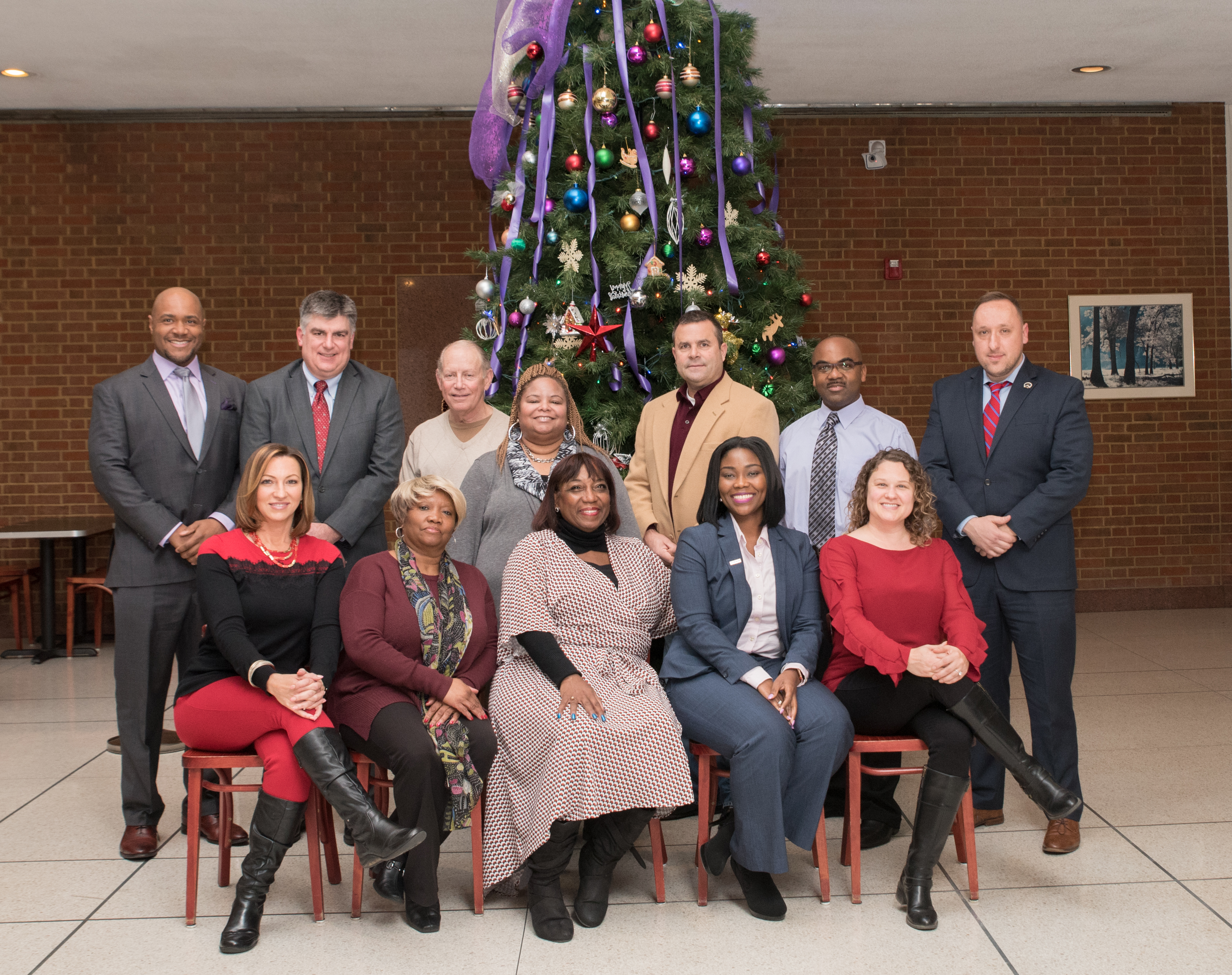 Happy Holidays from the Civilian Oversight Board Members and Staff